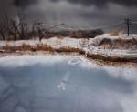 Lori Nix - Ice Storm 1999