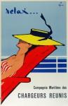 René Gruau advertisement,