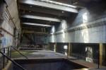 Ian Rogers - Derelict Incinerator Control Room - Montreal