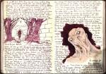 Guillermo de Toro - Pan's Labyrinth sketch