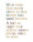 Christmas card for 2012 - Ian Rogers
