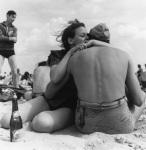 Morris Engel-Coney Island Embrace-New York City-1938-gelatin silver print