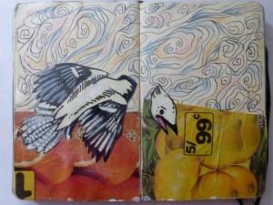 ian rogers sketchbook 5-day challenge 02