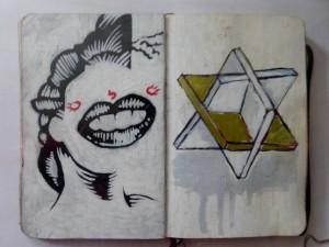 ian rogers sketchbook 5-day challenge 04